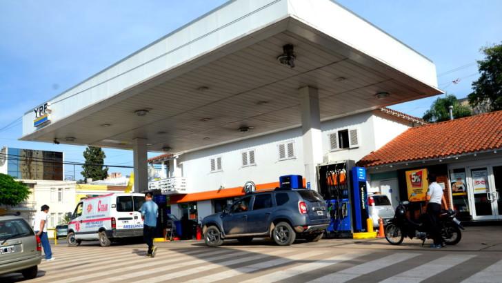 Los precios de los combustibles subieron al menos 4%