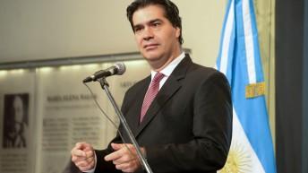 Capitanich anunció ayuda para los damnificados por las inundaciones en Corrientes y Chaco