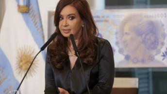 Cristina recordó la lucha de intereses en el conflicto por la 125