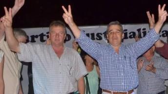 Alberto Nievas logró la unidad  en Castelli y es el único candidato