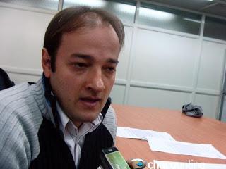 """Bolatti: """"Apostamos a convertir Chaco en el nodo logístico del Norte"""""""
