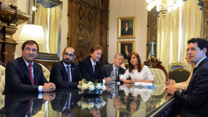 CFK anunció millonaria inversión automotriz