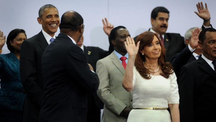 CFK: «Debemos repensar al mundo con sinceridad»