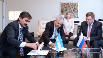 "CFK llega a Rusia para profundizar la ""alianza"" estratégica"