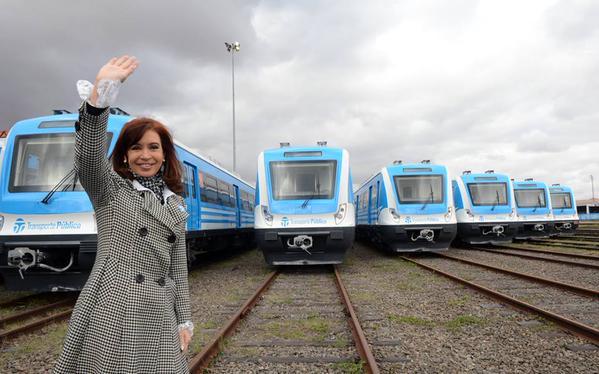 CFK: «Los argentinos estamos construyendo nuevos sueños»