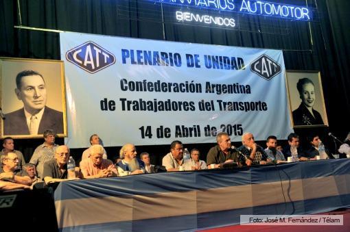 Los gremios del transporte no llamarán a nuevas medidas de fuerza