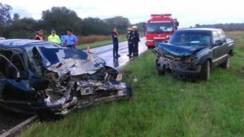 Accidente fatal cerca de Margarita Belén: un muerto y varios heridos