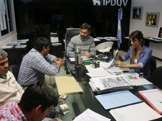 Cooperativas de Fuerte Esperanza continuarán construyendo viviendas