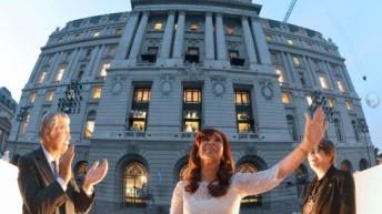 Cristina inauguró el CCK, el más grande de Latinoamérica