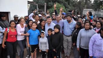 """Peppo valoró a los precandidatos que buscan """"un cambio político en El Sauzalito"""""""