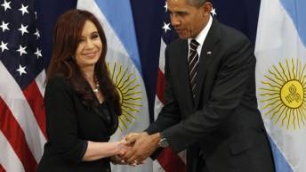 Rusia, Cuba, Estados Unidos y Francia saludaron a Cristina por el 25 de Mayo