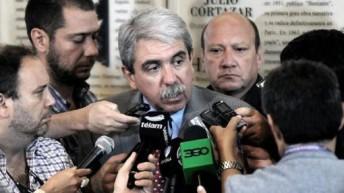 Aníbal Fernández lanzó una advertencia a las eléctricas por cortes de luz