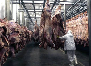 Para contener el precio de la carne vacuna, suspenden por 30 días las exportaciones