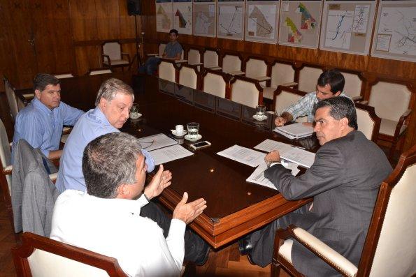 Gobierno y Textil TN& Platex analizan la ampliación de la empresa