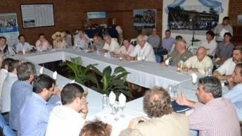 Importantes temas en la reunión de la Mesa Algodonera