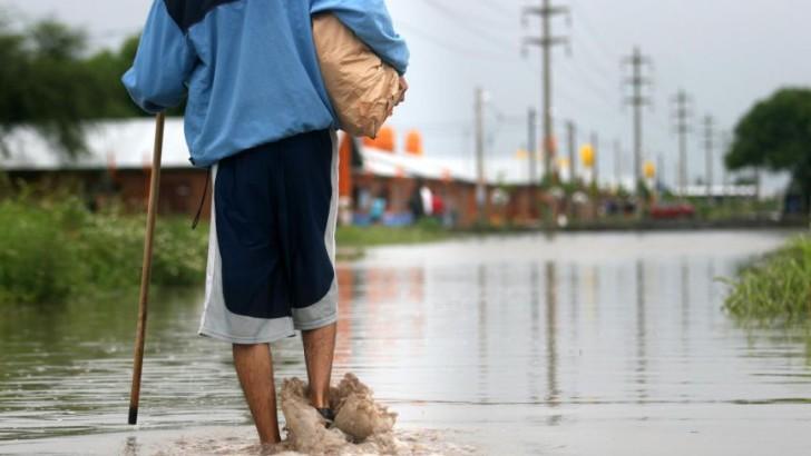 Emergencia hídrica: brindan recomendaciones para la prevención de accidentes y enfermedades