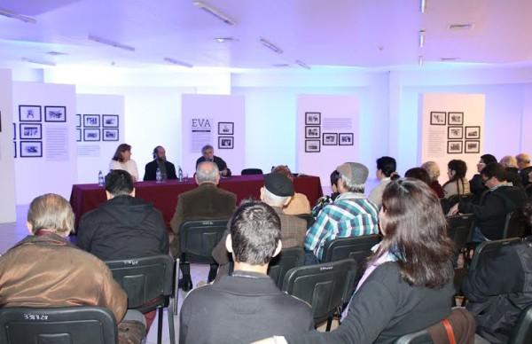 Nieto presentó el libro Eva en el Chaco, en la tercera jornada de la 2º Feria Itinerante del Libro 1