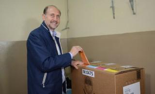 Santa Fe elige este domingo su gobernador entre Perotti, Lifschitz y Del Sel
