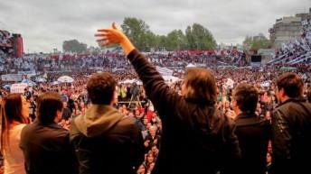 Un sondeo marca una alta intención de voto para Máximo Kirchner