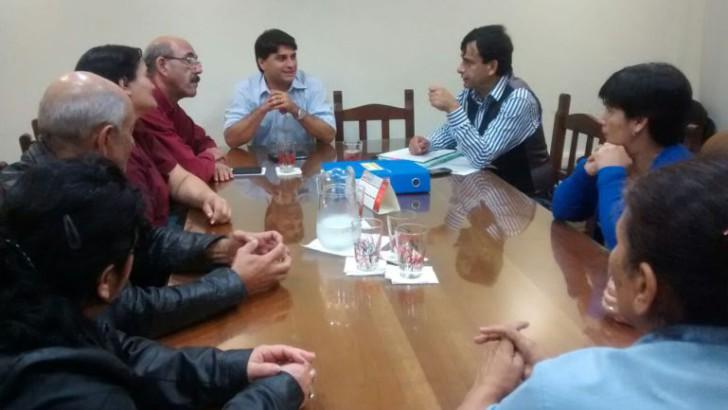 UPCP y Gobierno avanzan en la mesa de negociación