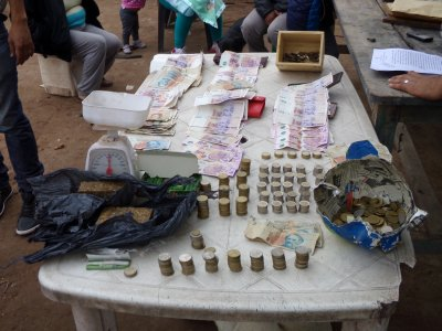 Charata: desbaratan presuntos centros de venta de estupefacientes