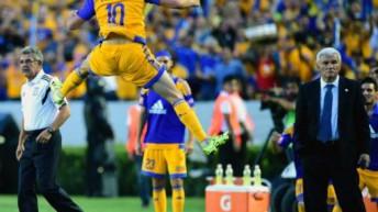Tigres le ganó a Inter y será rival de River en la final de la Libertadores
