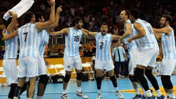 Voley: Argentina venció a Brasil obtuvo el oro
