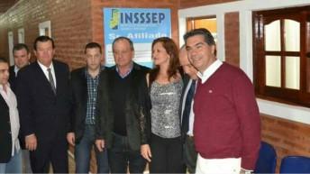 El Insssep inauguró nueva farmacia social en La Clotilde