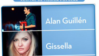 Recital de música popular en el Complejo Cultural Guido Miranda