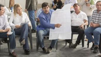 Sameep evalúa la gestión de financiamiento para la ampliación de redes cloacales para Charata