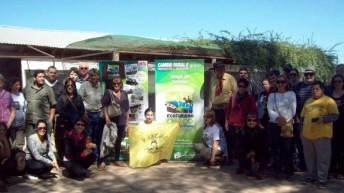 """Turismo rural: se realizó la jornada """"día de campo"""" en Colonia Benítez y Margarita Belén"""