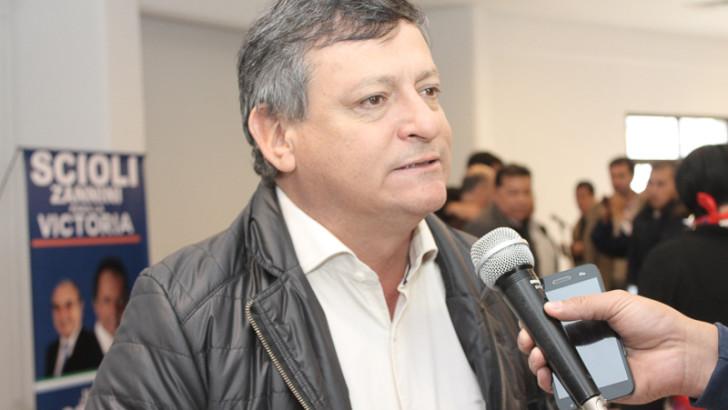"""Al cierre de los comicios Peppo avizoró que """"el norte va a ser el gran aportante"""" para Scioli"""