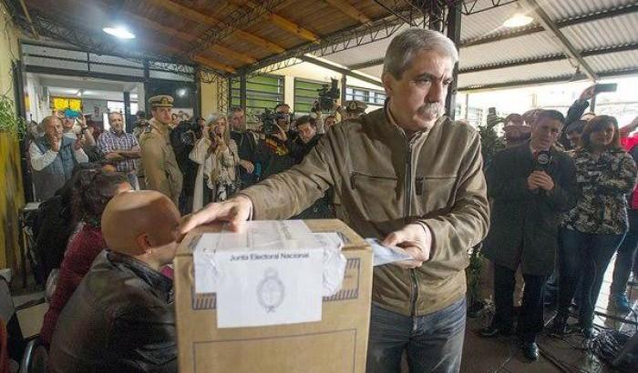 En Buenos Aires, todos dan ganador a Aníbal Fernández