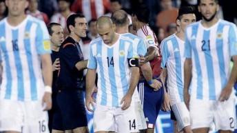 Mascherano: «Tenemos que poder reemplazar a Messi en la Selección»