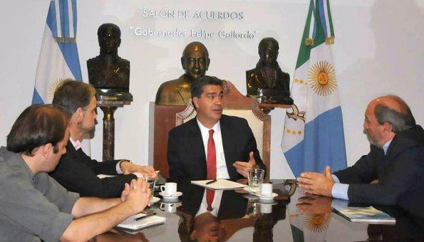 Buscan potenciar el impulso de los puertos Barranqueras y Las Palmas