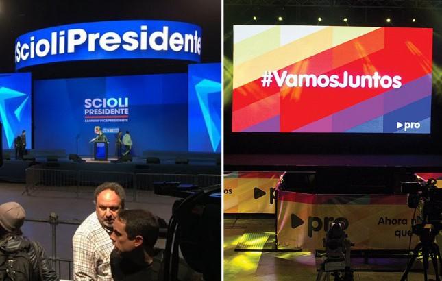 Cambiemos habla de balotaje y da pelea «voto a voto» en Buenos Aires