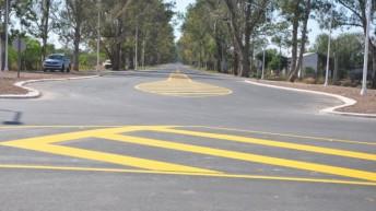 En Quitilipi, Capitanich inaugura la obra de pavimentación de la ruta provincial 4