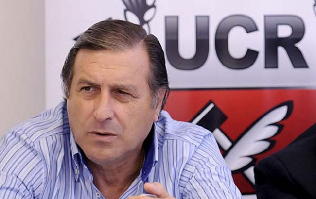 UCR: Rozas confirmó una alianza con Zdero