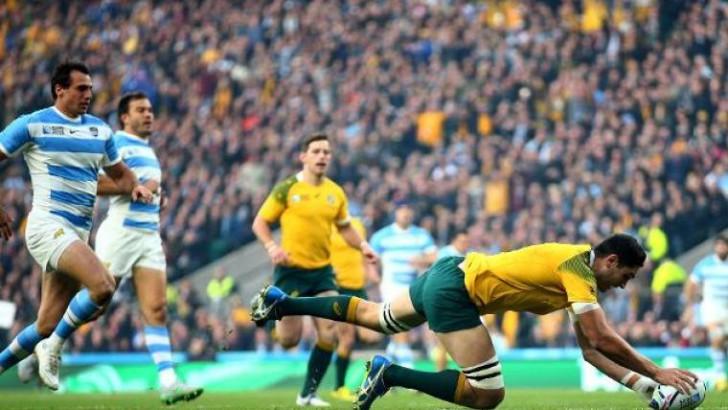 Rugby: Los Pumas perdieron con Australia y van por el bronce