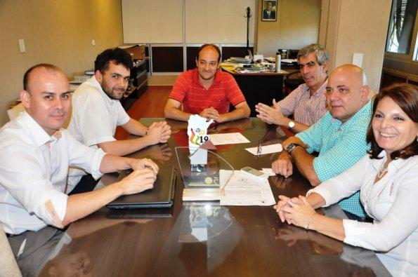 """Puerto Las Palmas: """"en días se iniciará la construcción de un muelle"""", adelantó Bolatti"""