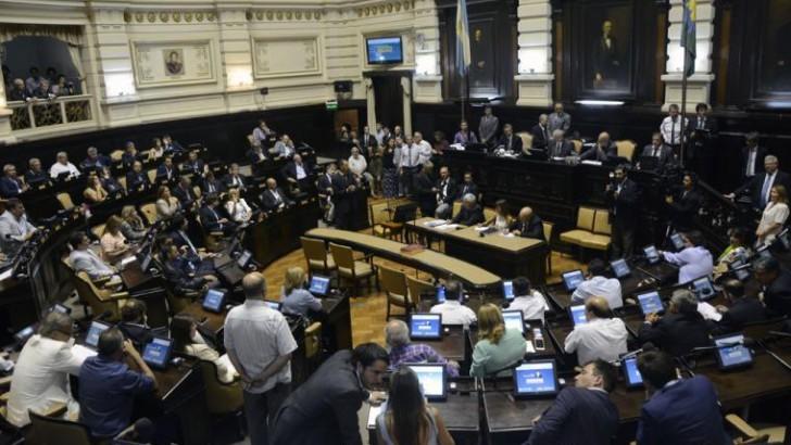 Buenos Aires: Vidal logró la media sanción del Presupuesto y la ley impositiva