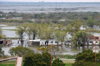 Emergencia hídrica: amplían programas vigentes en localidades afectadas