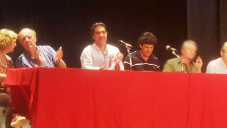 En Reconquista, Capitanich advirtió sobre el riesgo por proyectos del Ejecutivo nacional