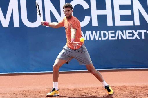 Del Potro jugará la Copa Davis y los Juegos Olímpicos