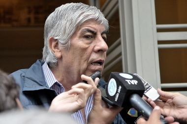 """Moyano cruzó a Barrionuevo: """"fue parte del menemismo»"""
