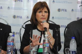 Mega Lavado: Patricia Bullrich participará de la conferencia de prensa
