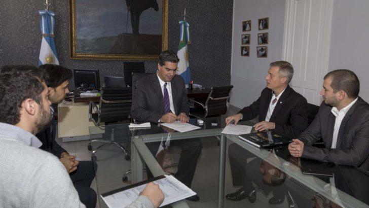 Convenio entre Resistencia y Villa Carlos Paz para la promoción turística