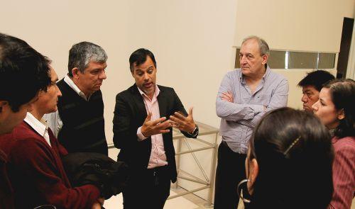 """Especialistas confirman las """"ventajas comparativas"""" del Puerto Barranqueras"""