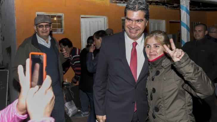 Capitanich participó de la Mesa de Gestión en el CCM Parque Independencia