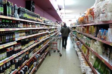 Supermercadistas aseguran que «hay una baja del consumo sostenida desde fin de año»